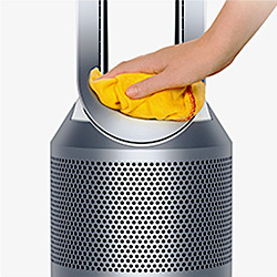 Cick for Dyson Easy Clean video