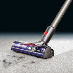 Direct Drive Cleaner Head