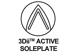 3Dii Active Soleplate