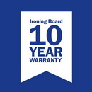 "Reliable 100IB ""The Board"" Ironing Board"