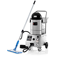 Sani-Steam Mop Option