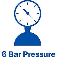 6 Bar Pressure